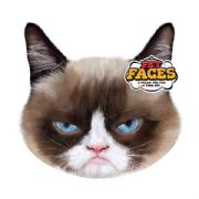 Grumpy Cat Pet Faces Cushion